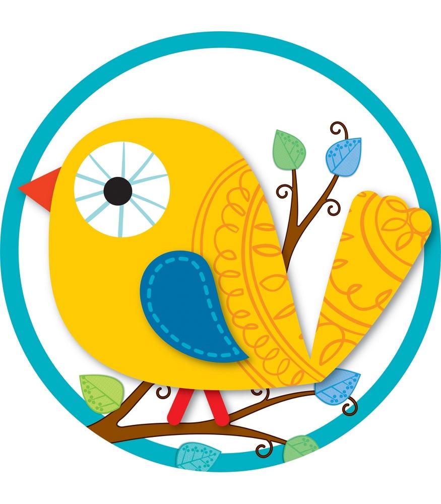 Boho Birds.
