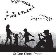 Migrating birds Illustrations and Clip Art. 337 Migrating birds.