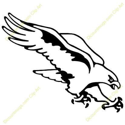 Free clipart falcon bird.