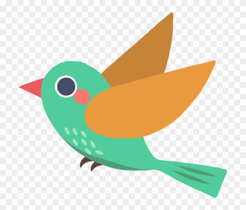 Bird Vector Png , Png Download.