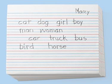 Grade 1 Pad Paper Clipart.