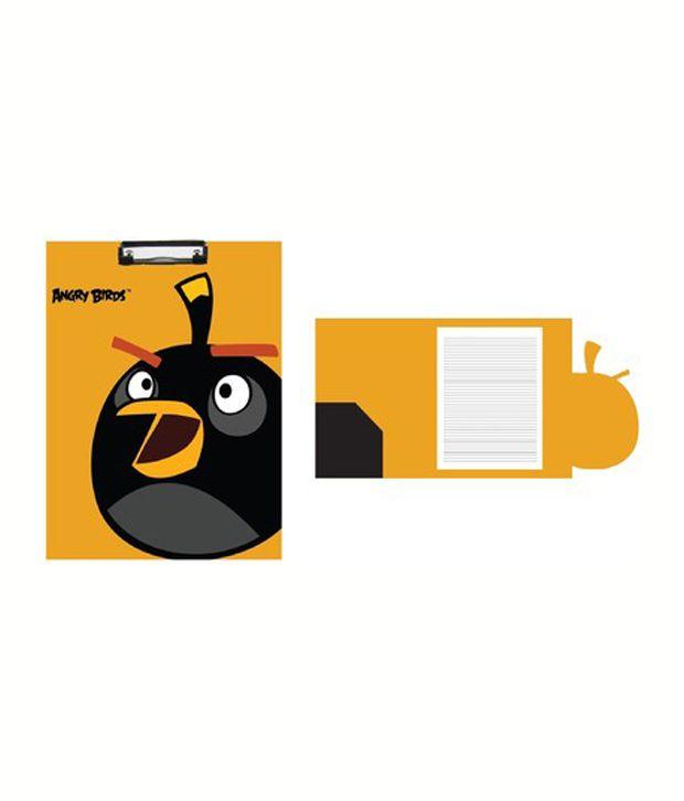 Angry Birds Writing Pad.
