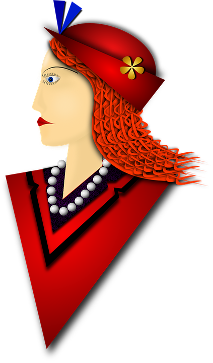 Free vector graphic: Beret, Red, Lady, Cap, Biretta.