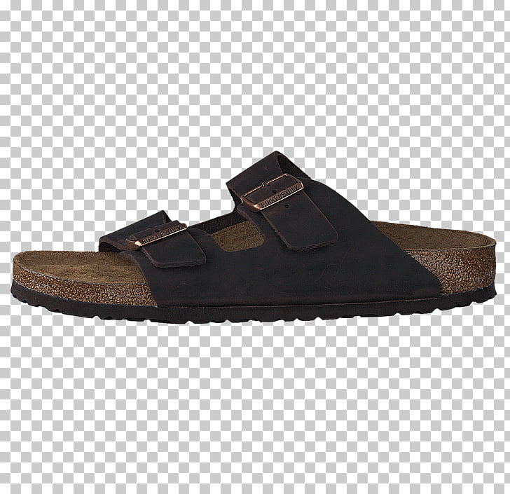 Slipper Shoe Sandal Birkenstock Leather, sandal PNG clipart.