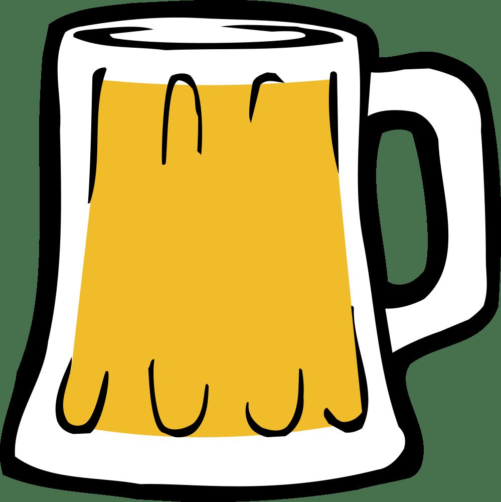 Boccale birra clipart » Clipart Portal.