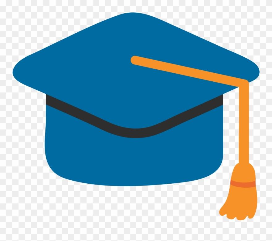 Emoji Clipart Graduation.