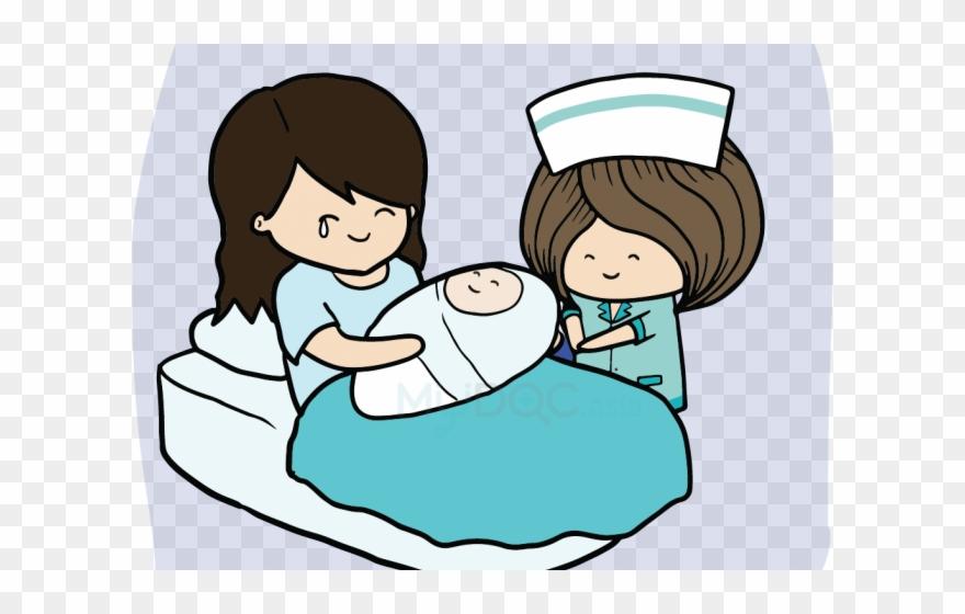 Birth Clipart Mom Newborn.