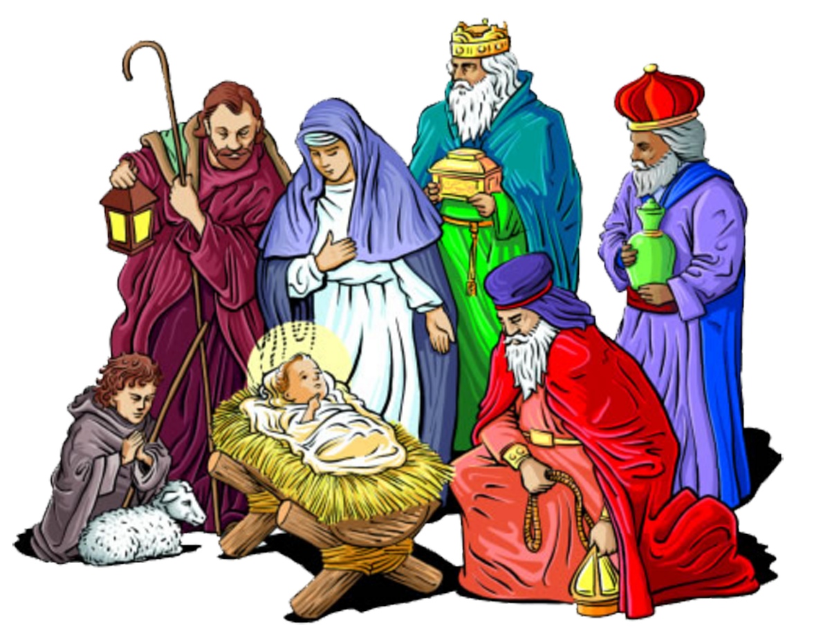 Birth Of Jesus Clipart at GetDrawings.com.