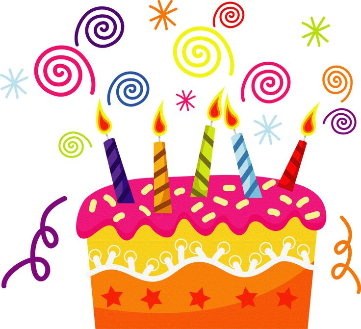Happy birthday clip art pictures cliparts.