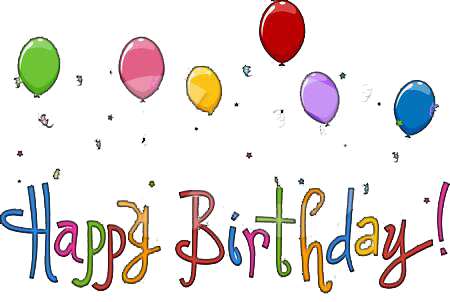 Birthday Animated Clipart.