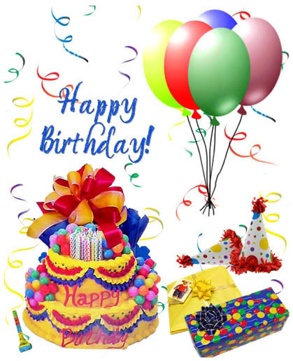 ▷ Happy Birthday: Animated Images, Gifs, Pictures.