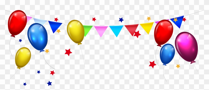 Birthday Background Png, Transparent Png.