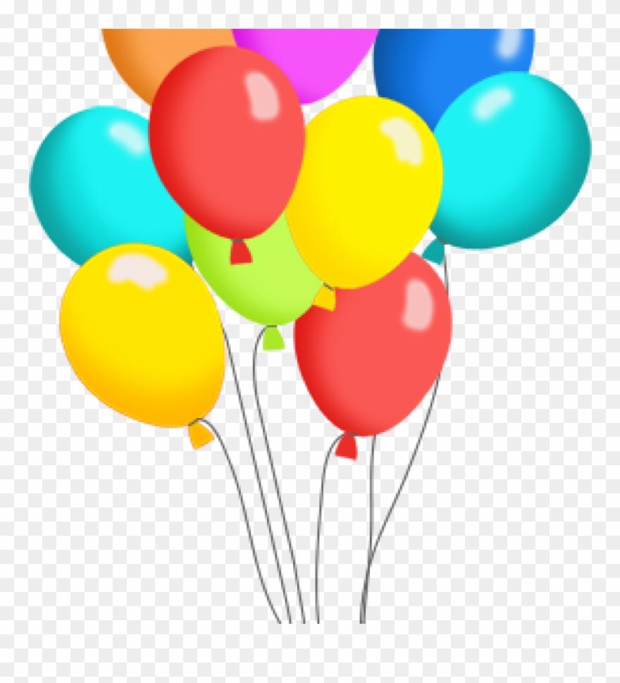 Birthday Balloons Clipart Free Balloon Clip Art Panda.