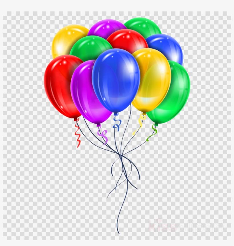Balloons Transparent Clipart Balloon Clip Art.