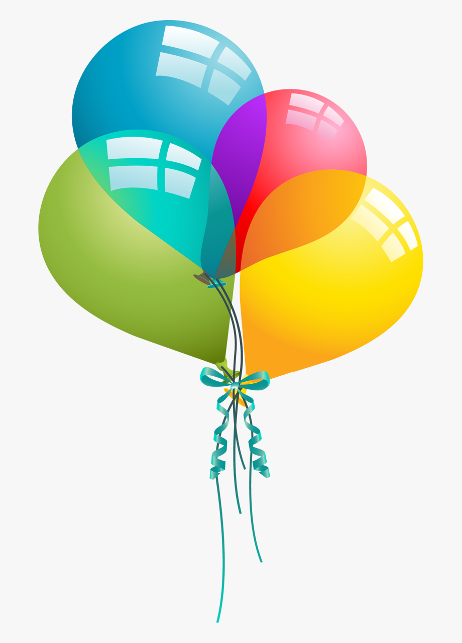 Birthday Balloons Birthday Clipart.