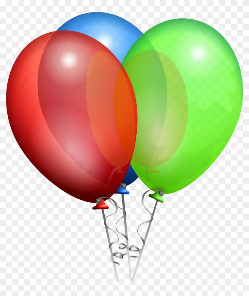 Green Balloon Png.