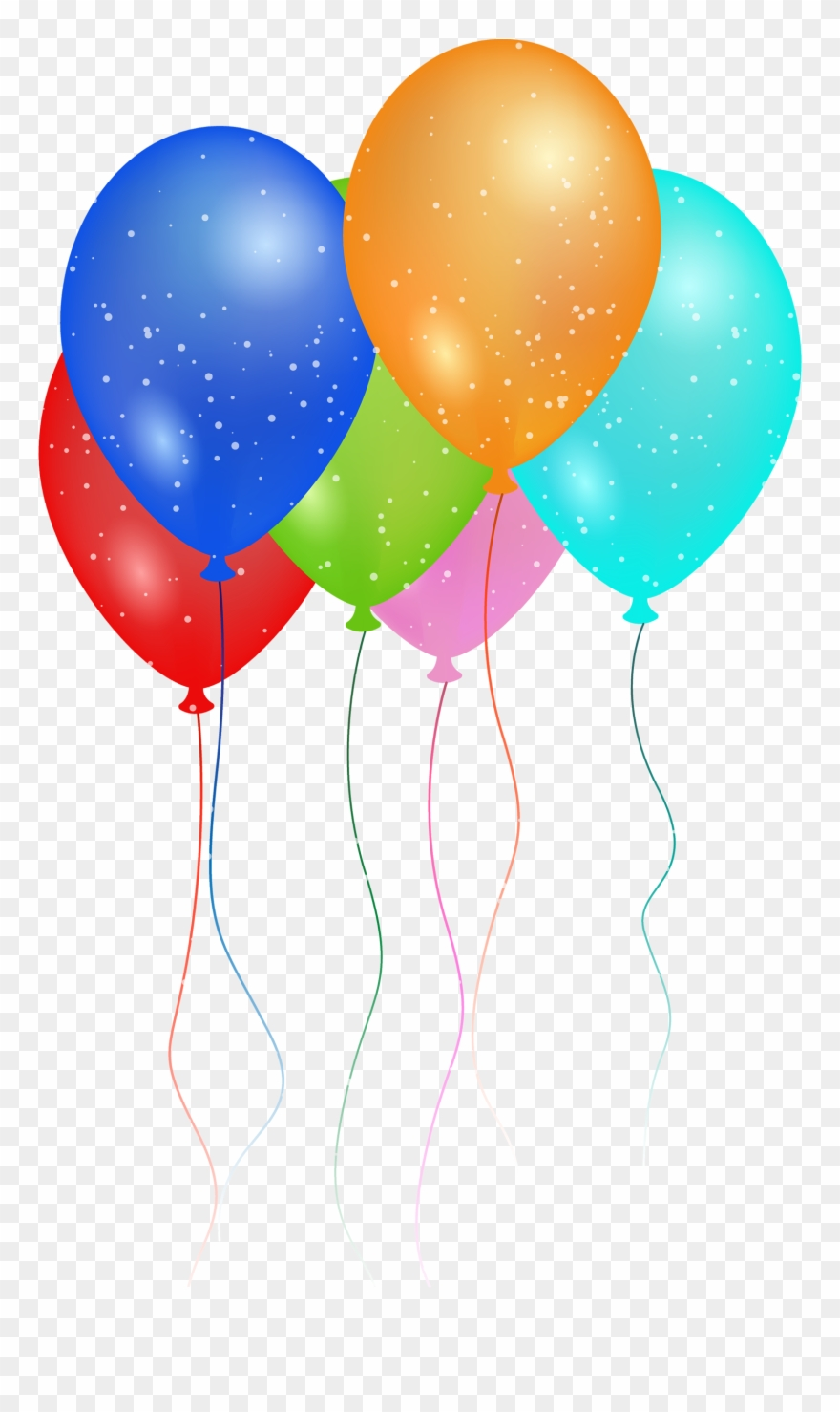 Birthday Balloons Png Www Imgkid Com The Image Kid.