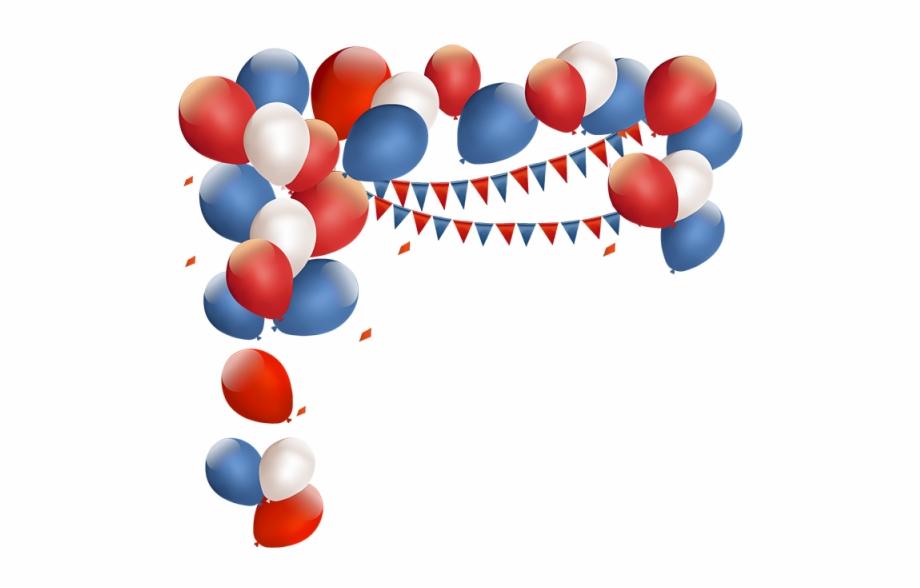 Birthday Balloons Png.