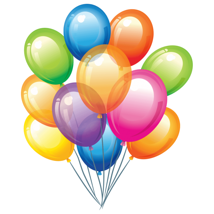 Birthday Balloons PNG Image Free Download searchpng.com.