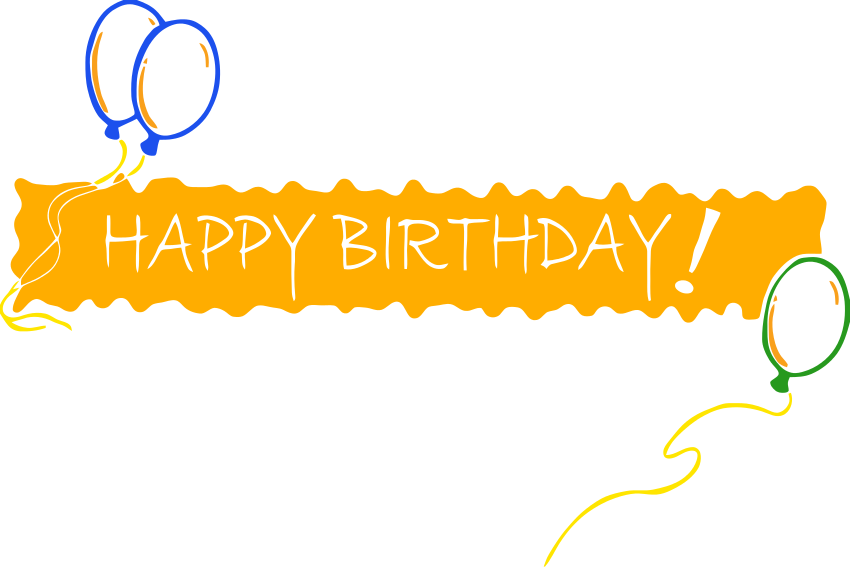 Happy Birthday Banner Clip Art & Happy Birthday Banner Clip Art.