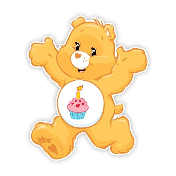 Care Bears Birthday Bear Run.