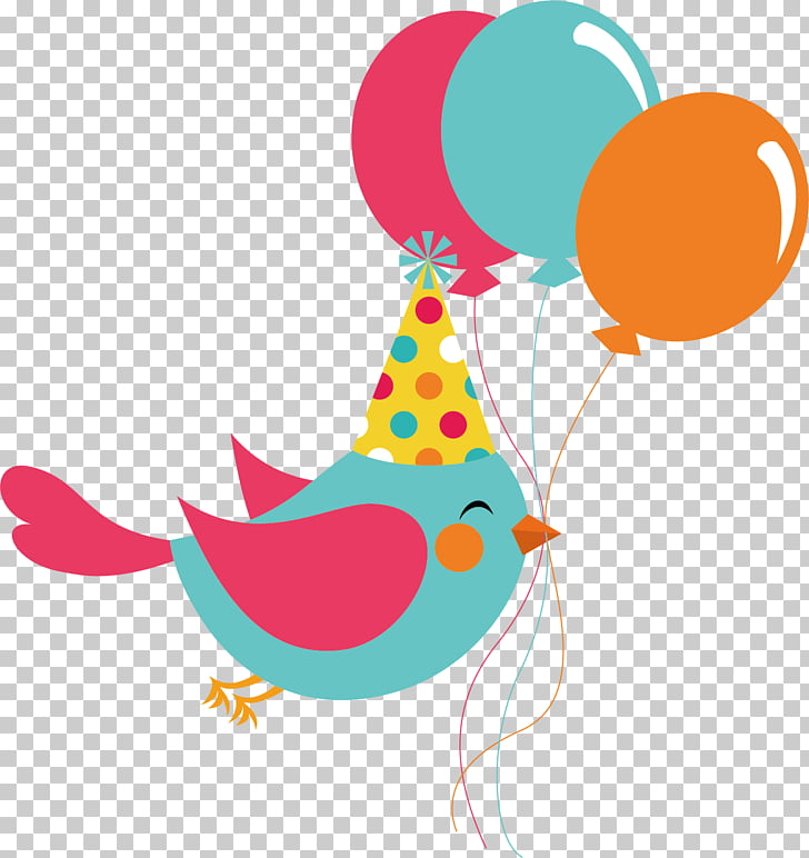 Party favor Birthday Balloon Childrens party, Cartoon.
