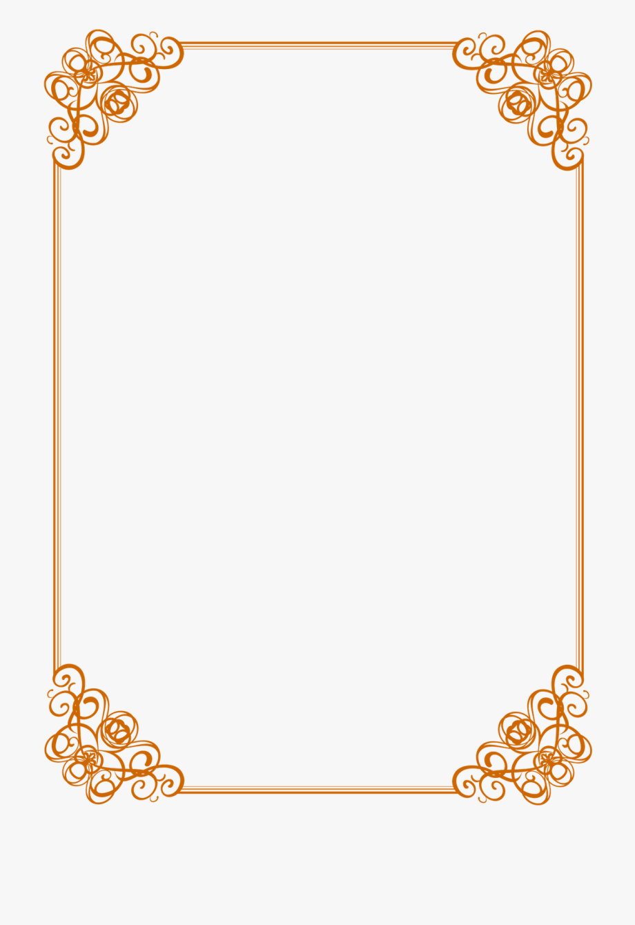 Birthday Borders Png.