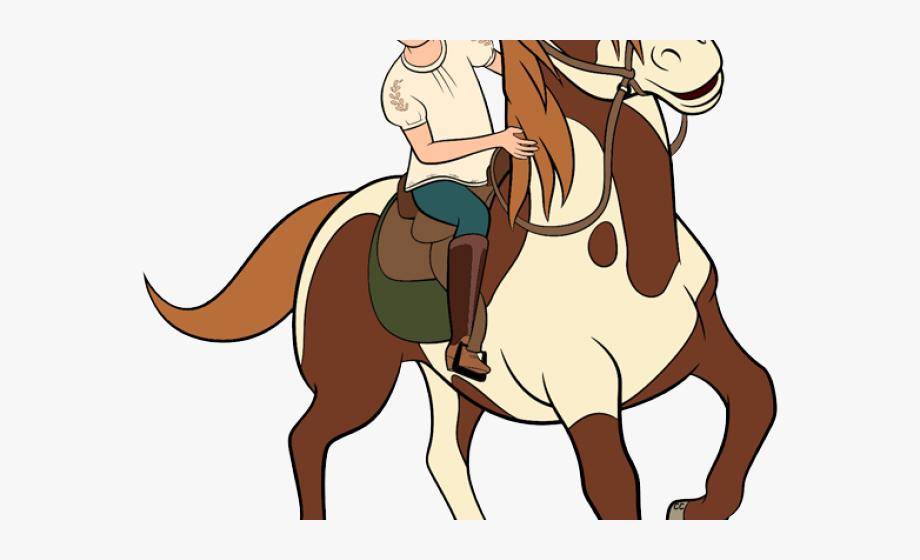 Horse Clipart Spirit.