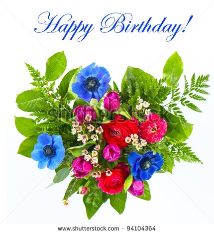 Birthday Bouquet Clipart 20 Free Cliparts Download