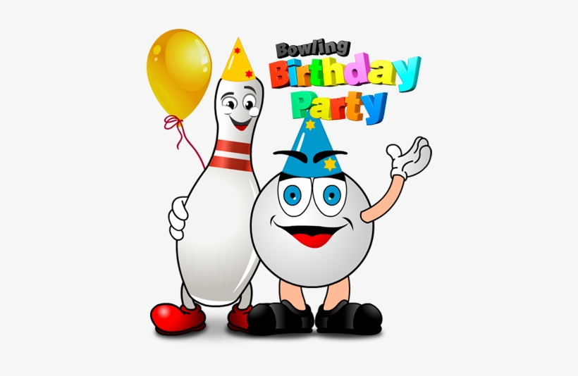 Bowling Clipart Happy Birthday.