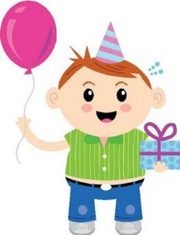 Birthday Boy Clipart Free Download Clip Art.