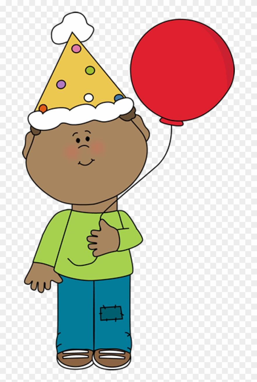 Permalink To Birthday Boy Clipart.