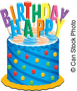 Birthday cake Illustrations and Clip Art. 66,728 Birthday cake.