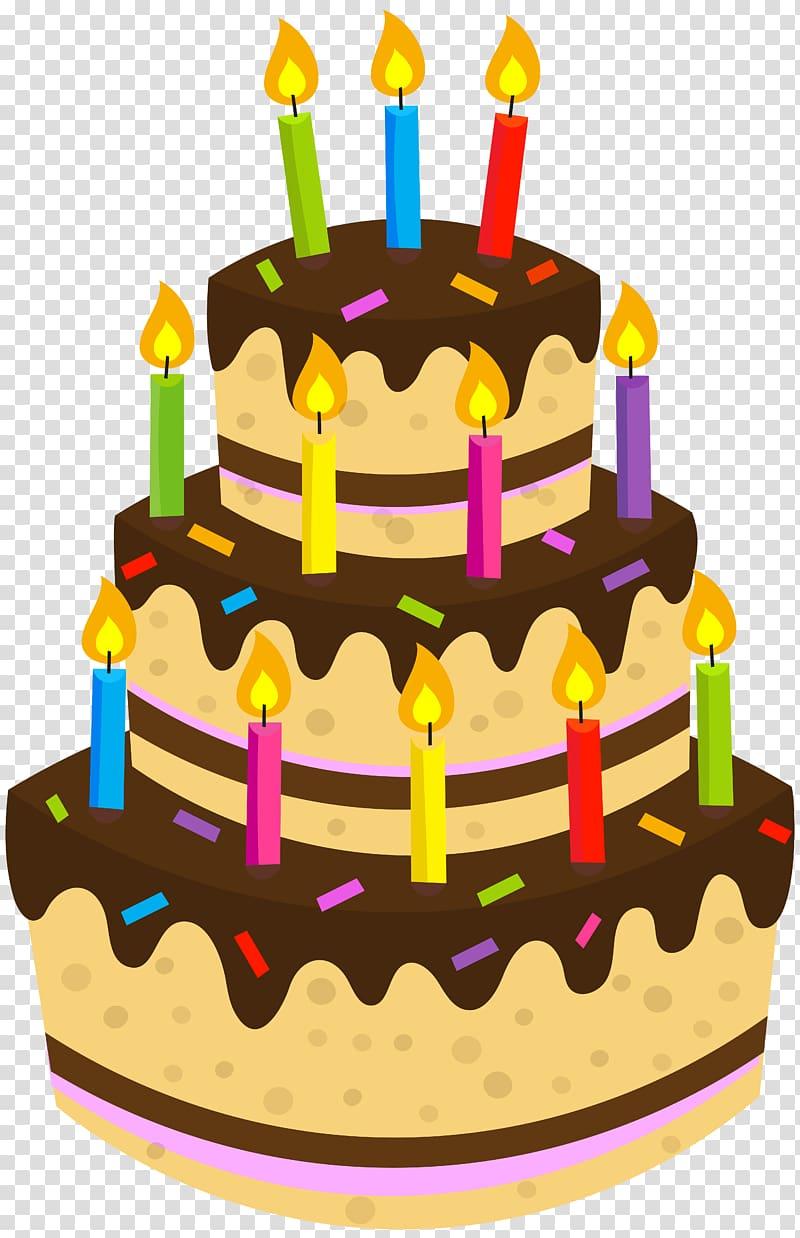 Birthday cake Drawing , birthday cake transparent background.