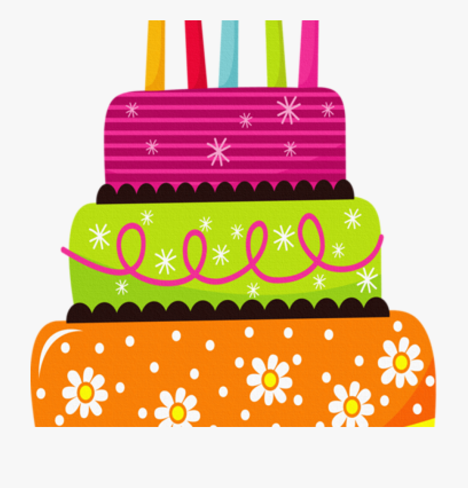 Cake Clipart Rectangle.