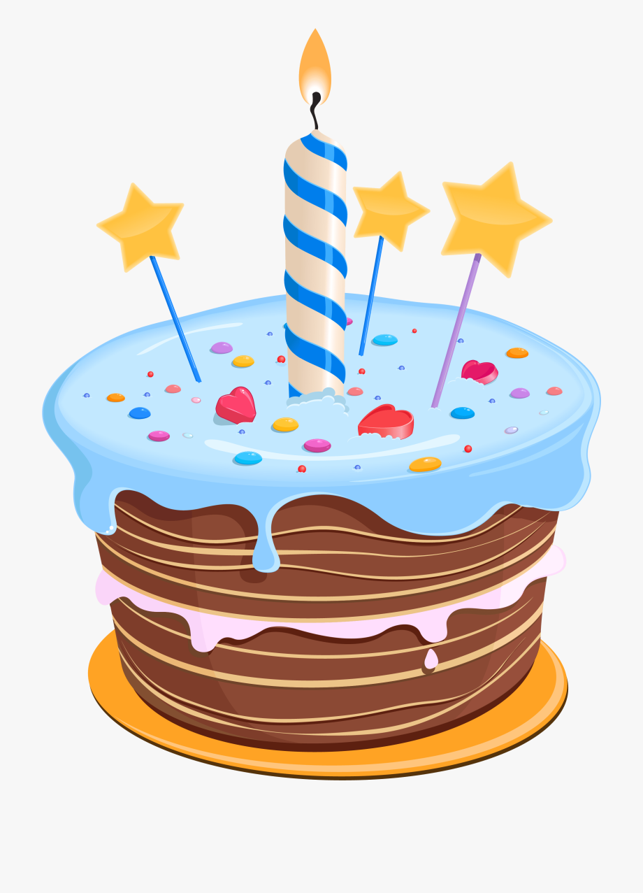 Cake Birthday Clipart Png.