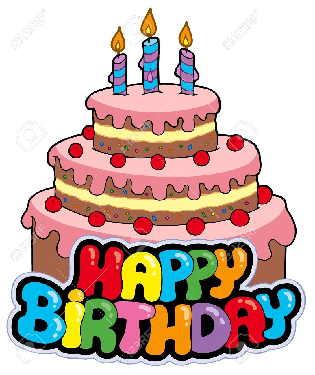 Image Birthday Cake.