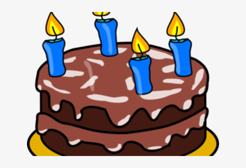 Clipart Birthday Cake Transparent Background.