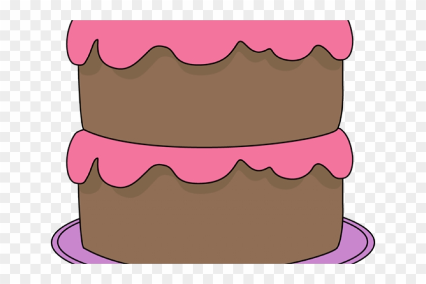 Birthday Cake Clipart Candle.
