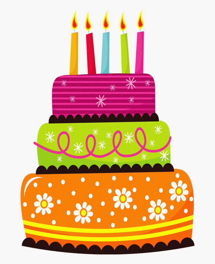 Transparent Birthday Cake Transparent Png.