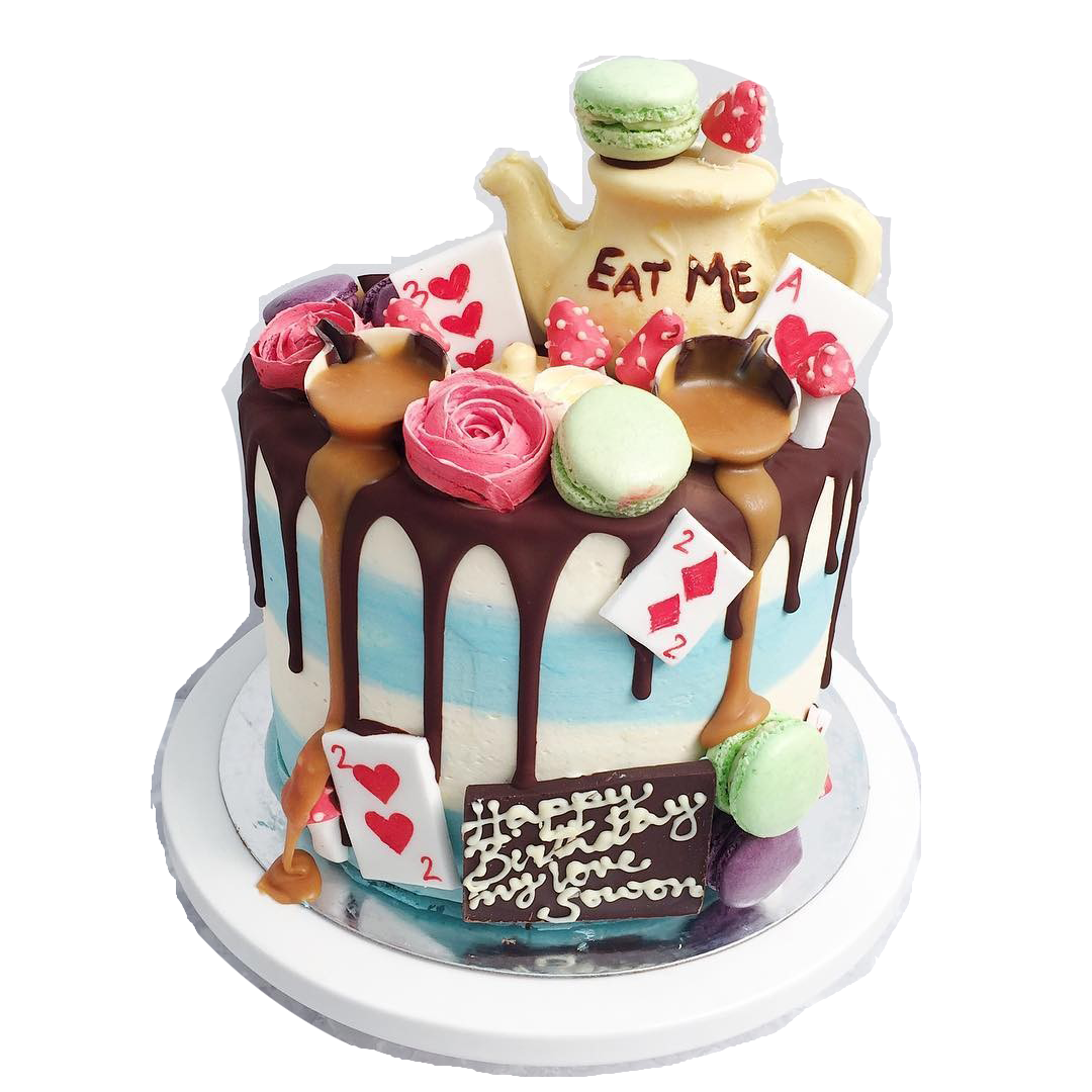 Birthday Cakes PNG Free Download.