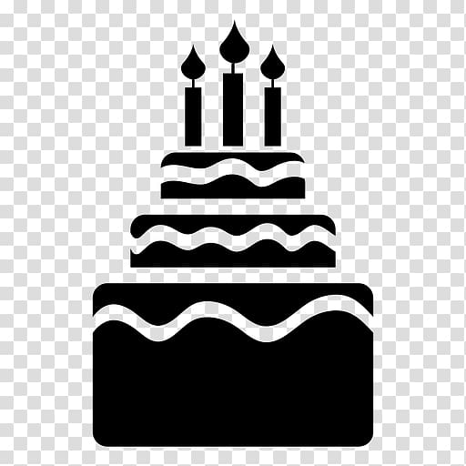 birthday cake silhouette clipart 10 free Cliparts ...