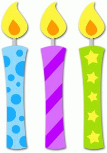 Birthday Candle Clipart at GetDrawings.com.