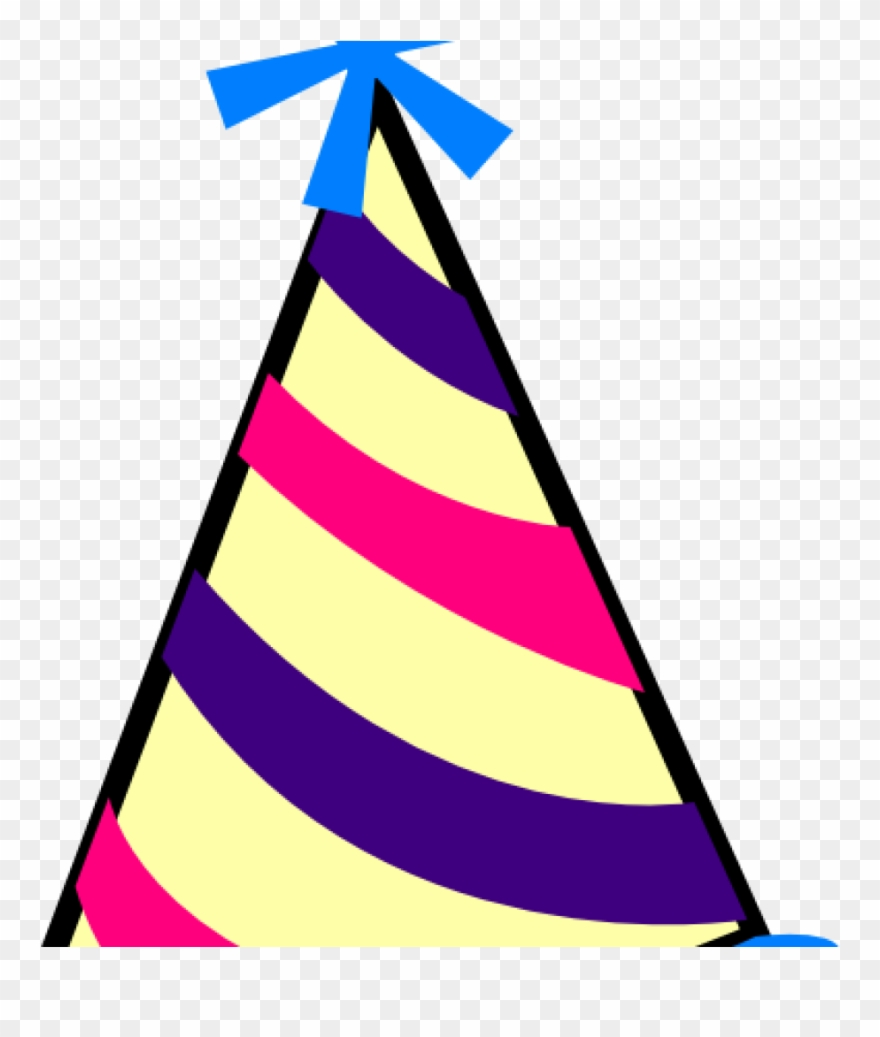 Birthday Hat Clipart Transparent Background Panda Free.