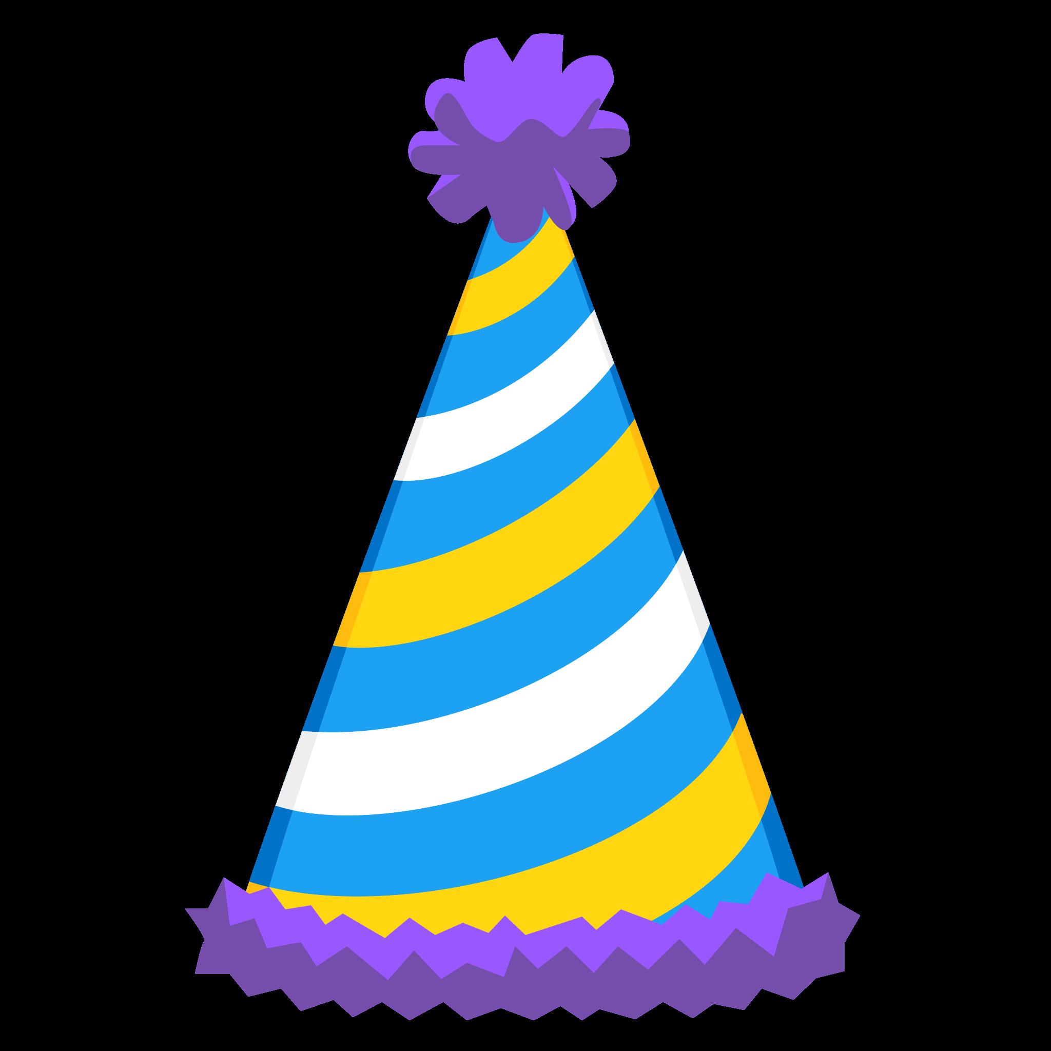 Party hat Birthday Cap Clip art.