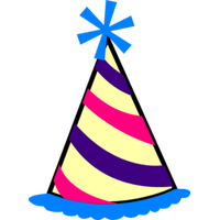 Download Birthday Hat Free PNG photo images and clipart.