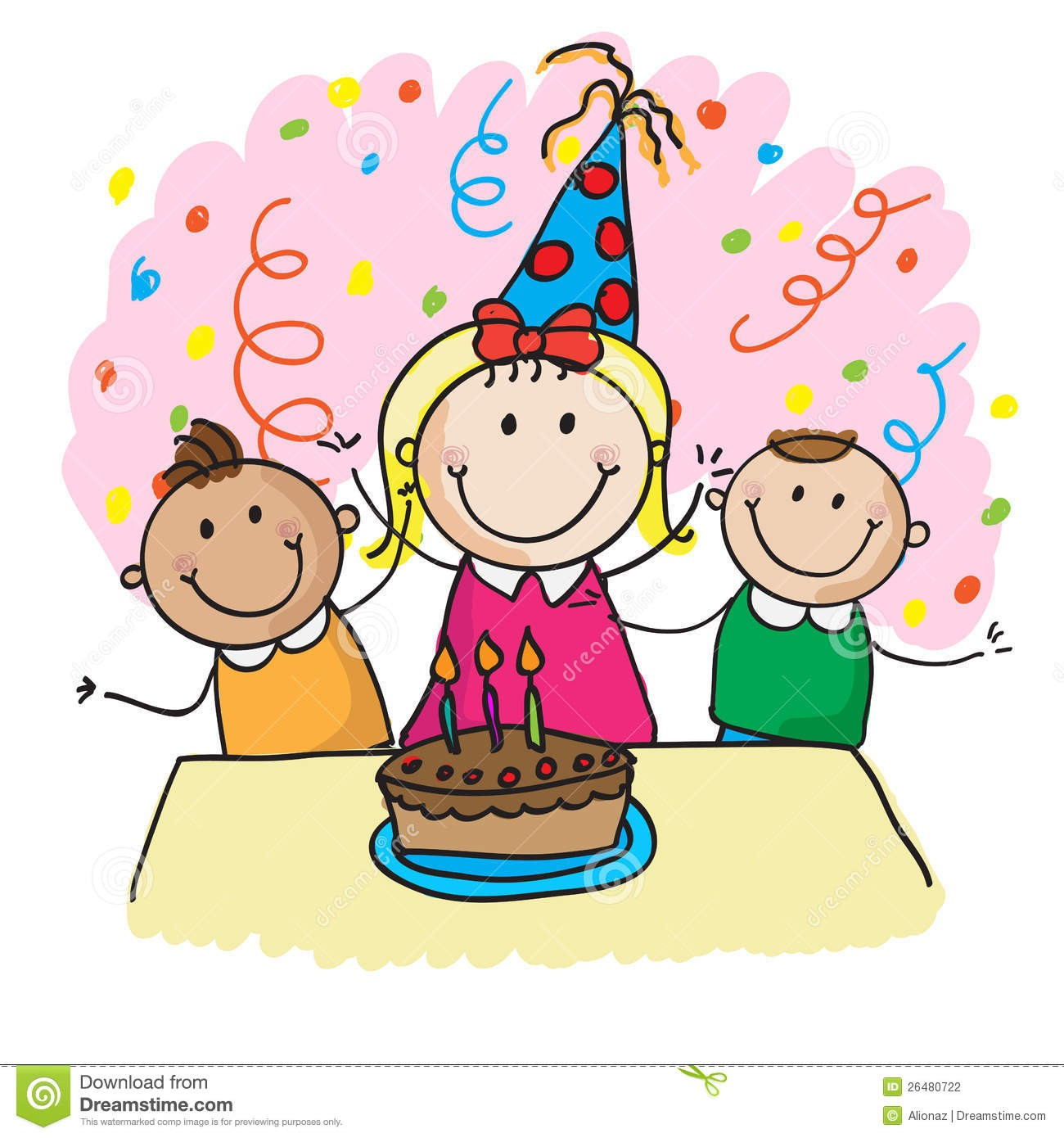 Birthday Party Images Clip Art 28 Before Celebration Clipart.