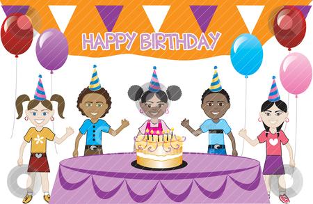 Birthday celebration clipart 1 » Clipart Station.