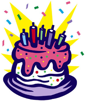 clipart birthday cake images #4