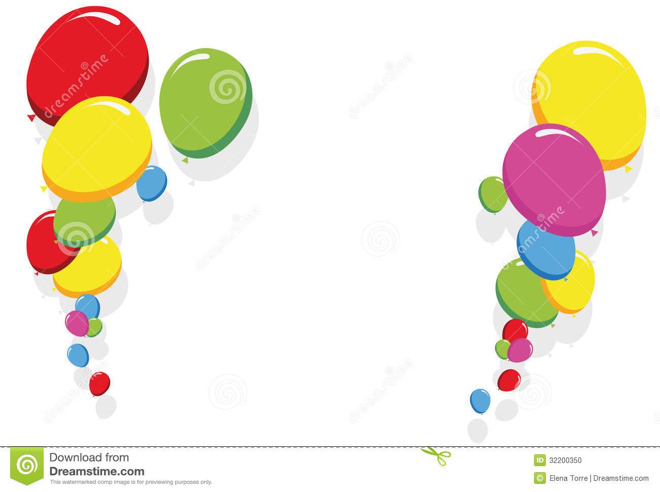 Birthday Clipart Borders Clipground